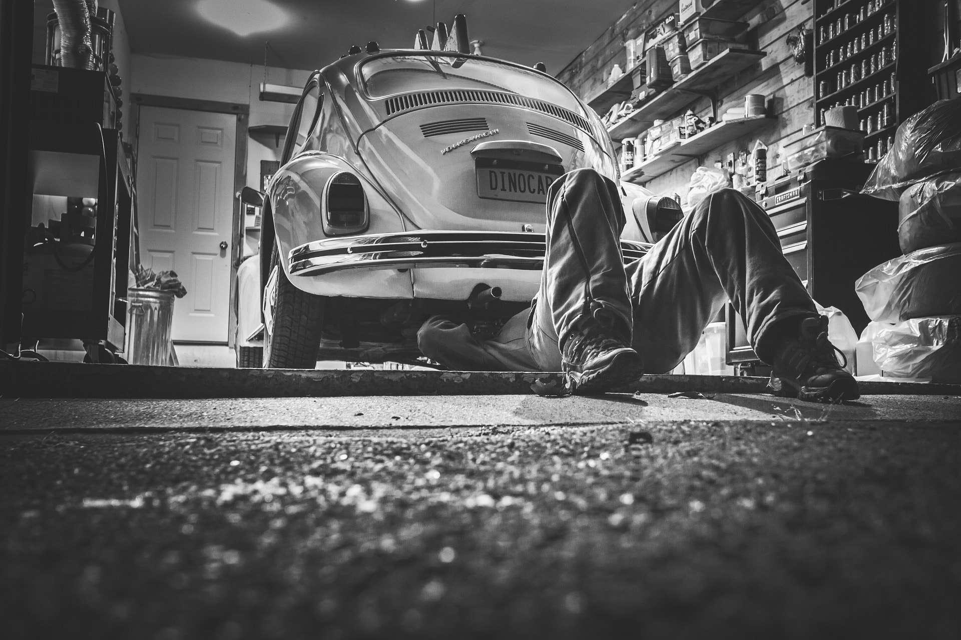 CRM for Car Workshop 1