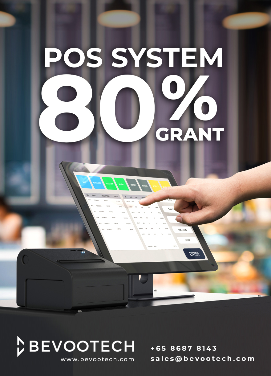 POS System – Best Point of Sale for SMEs – Singapore 1