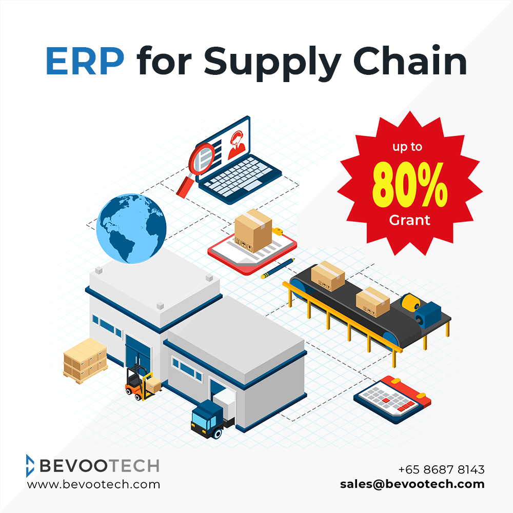 ERP Software with PSG Grant up to 80% – Singapore 4