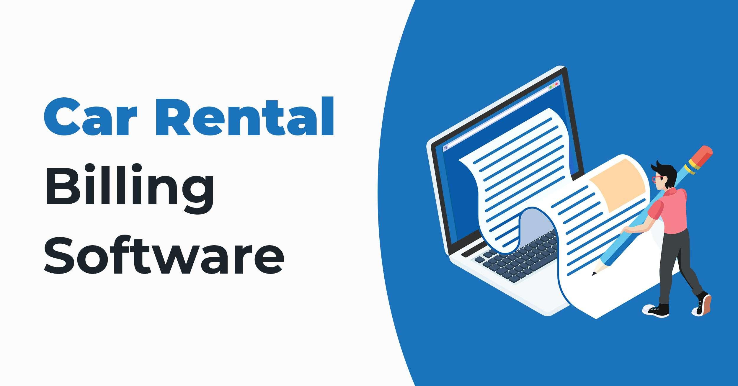Car Rental Billing Software 1