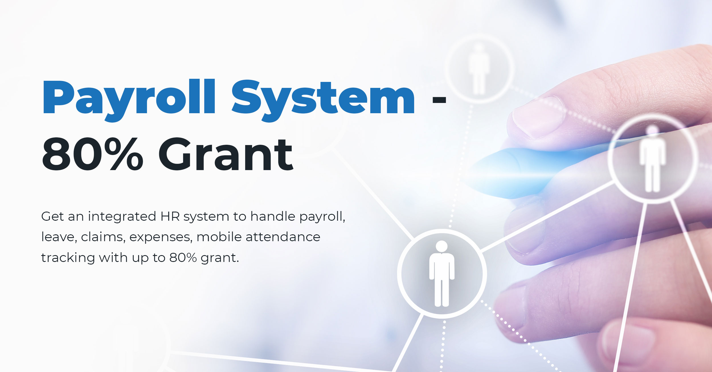 Payroll Software, e-Leave, Mobile Attendance App | PSG Grant 1