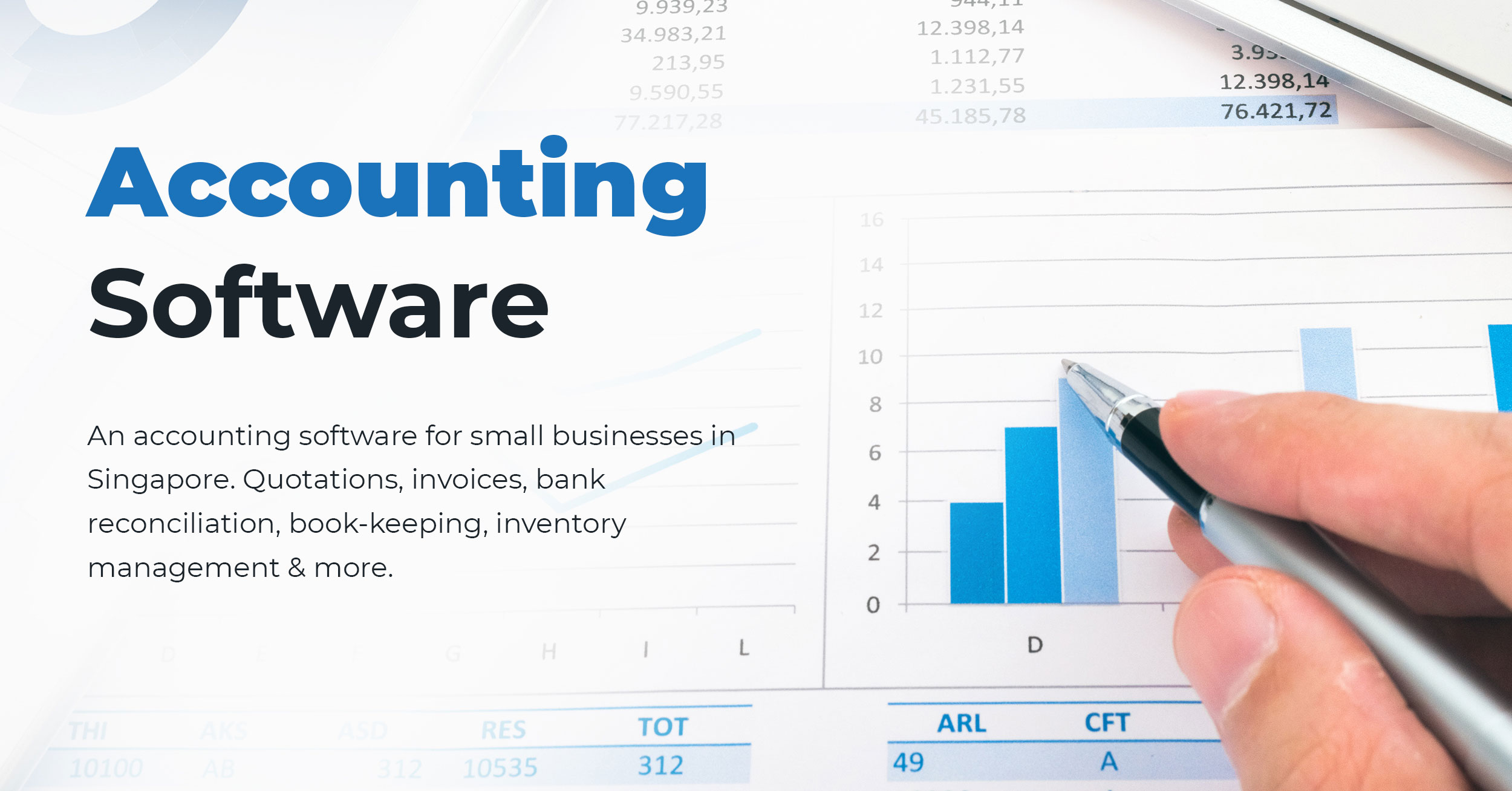 Accounting Software - up to 80% PSG Grant 1