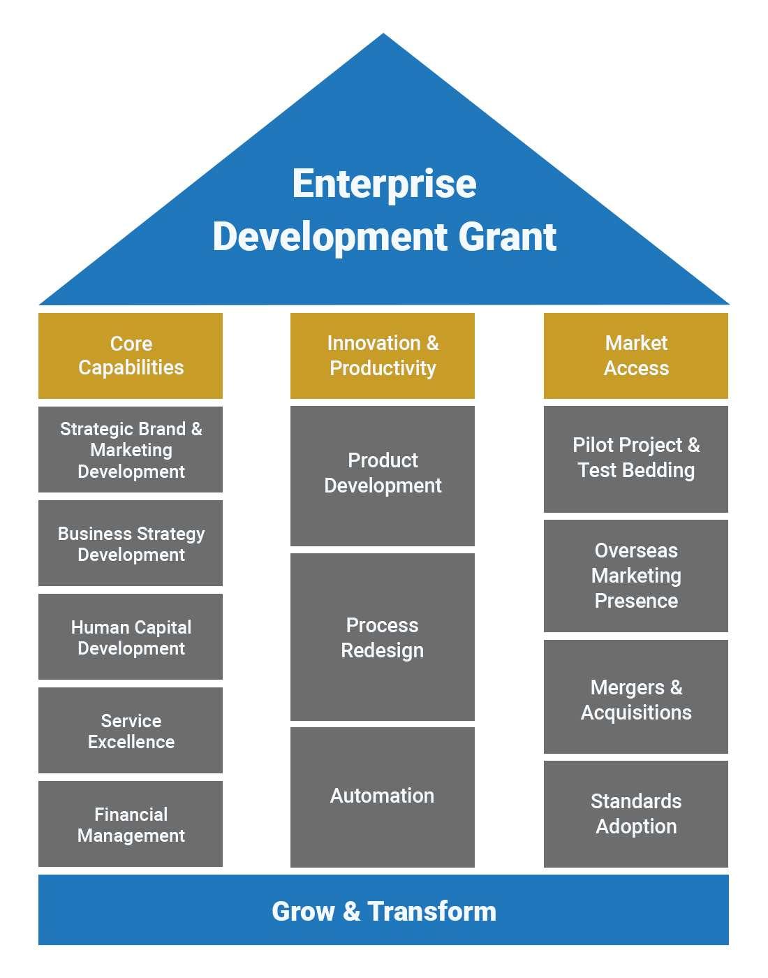 Enterprise Development Grant (EDG)