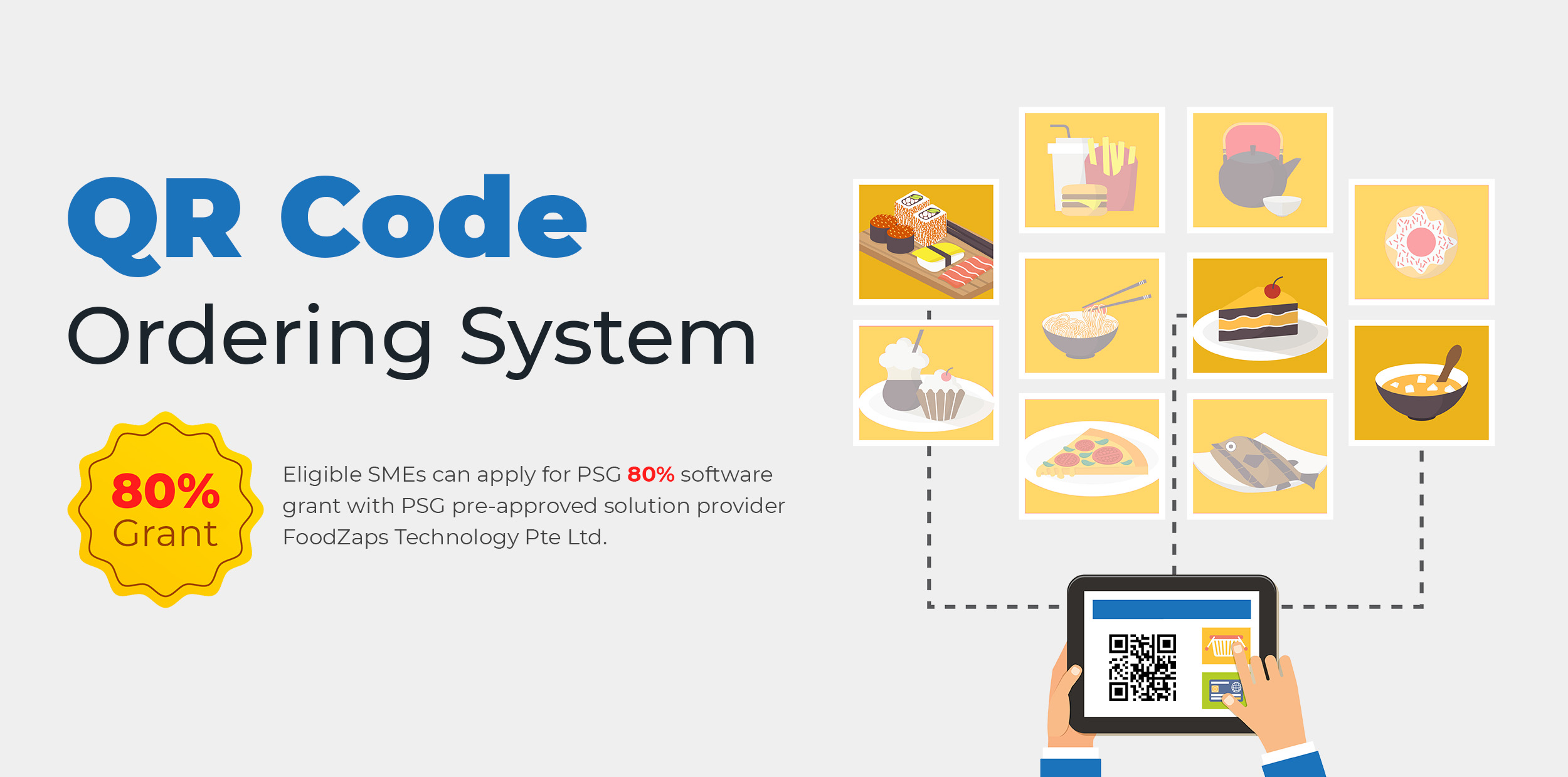 QR Code Ordering System 1
