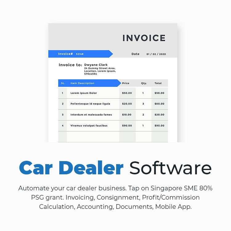 Car Dealer Software 2