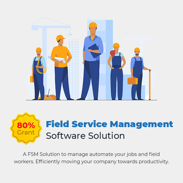 Field Service Management System 2
