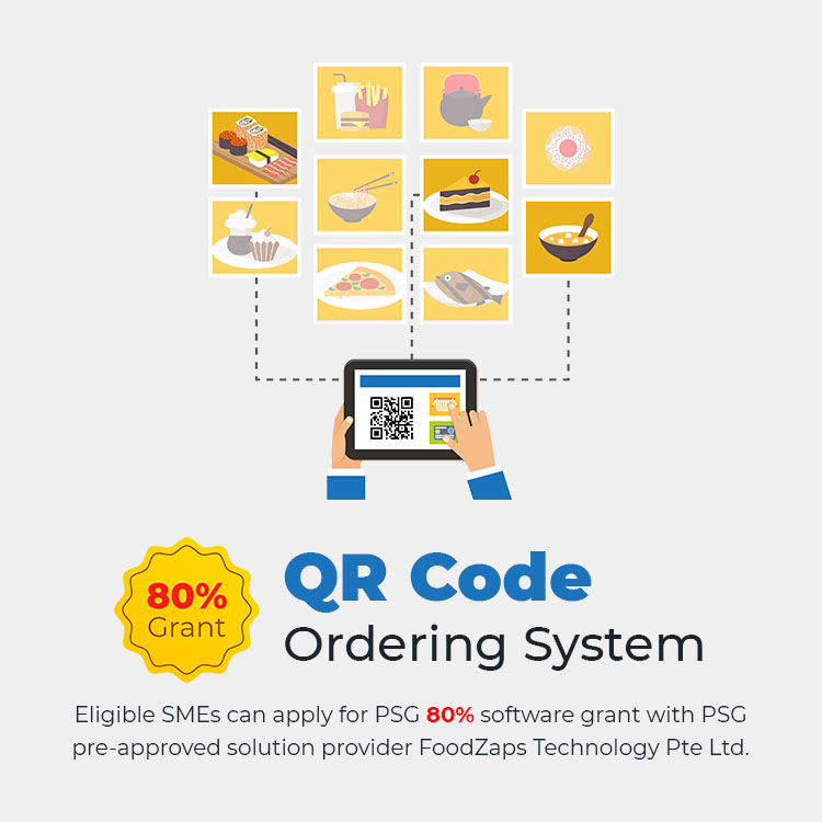 QR Code Ordering System 2
