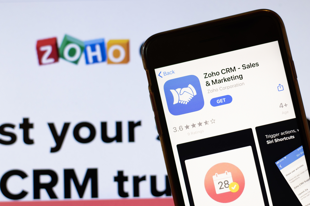 Top 5 Reasons to Choose Zoho CRM