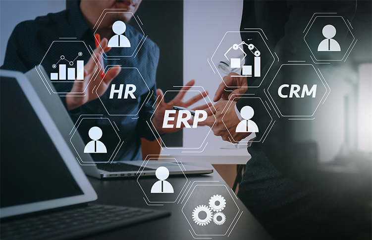 ERP with integrated CRM - PSG 80% Grant Singapore 3